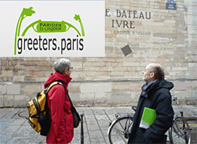 Greeters Paris