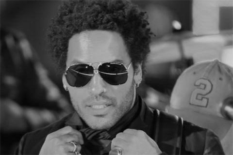 Lenny Kravitz, Paris
