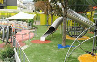 Kul f r barn i paris lekplatser zoo n jespark museum m m for Jardin nelson mandela