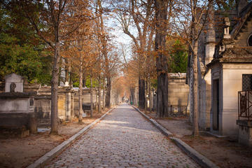 Pére Lachaise Private Tour