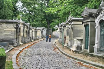 Pére Lachaise Walking Tour